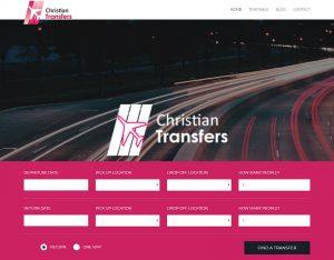 web design firma transport persoane