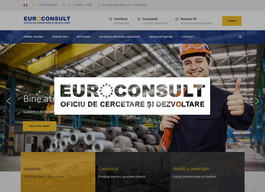 Euroconsult oficiu de cercetare si dezvoltare industriala